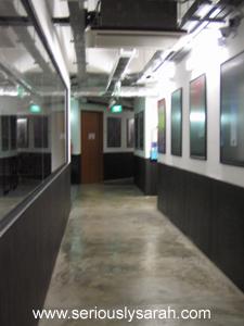Tisch corridors