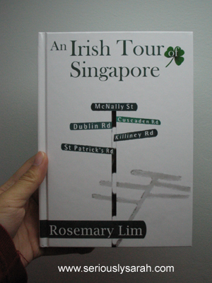 Irish book