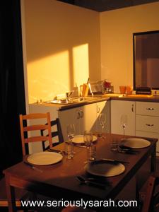 Tisch kitchen