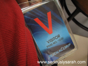 visitor pass