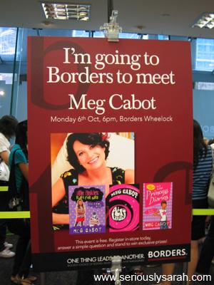 meet meg poster