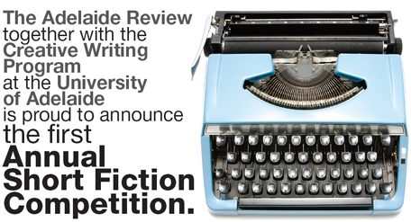 The 2015 Tabor Adelaide Creative Writing Awards