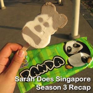 Sarah Does Singapore – Season 3 Finale