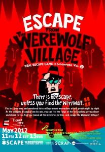 Werewolf escape coupon