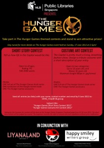 The Hunger Games… Vouchers… and Diablo 3?