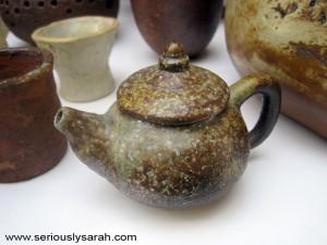 Perfect tea pot