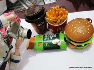 Food blogging!
