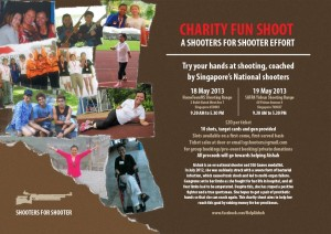 Charity shoot!