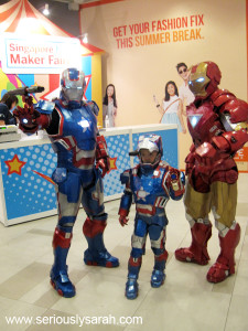 Iron Man Tony!