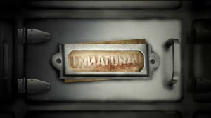 Unnatural - Title card