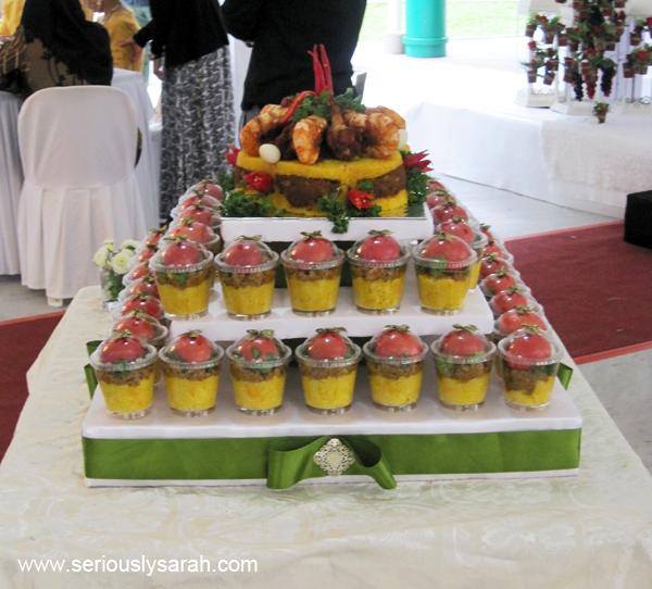 Malay Wedding Food: How To Attend A Malay Muslim Wedding