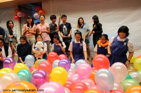 Oooh the balloons.