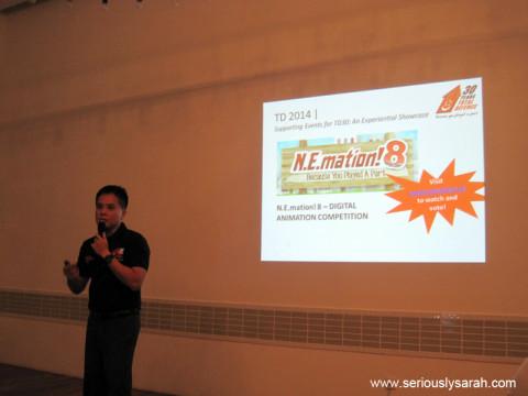SLTC George Goh, deputy director (engagement)
