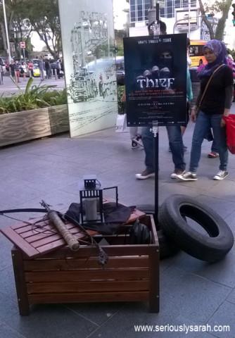 Thief?!