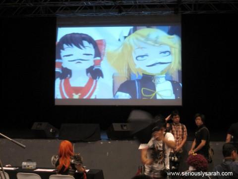 Vocaloid videos