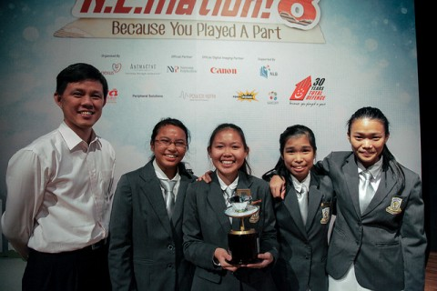 NE8 Champions!