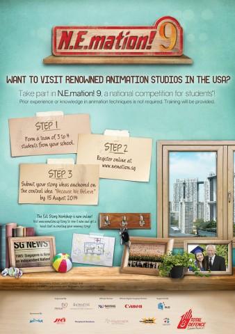 NE9 poster