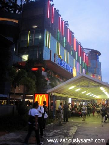 Clementi Mall!