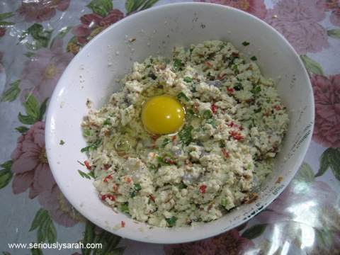 Add egg!