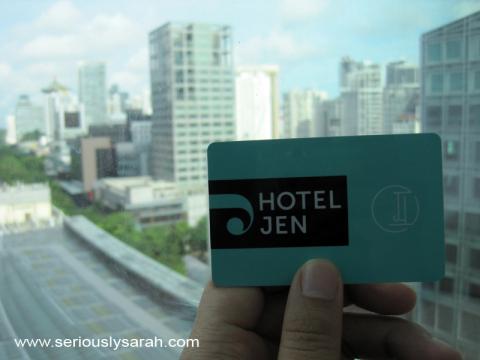 Hotel Jen!