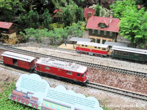 Mini trains?