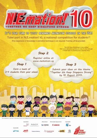 NE10 Poster