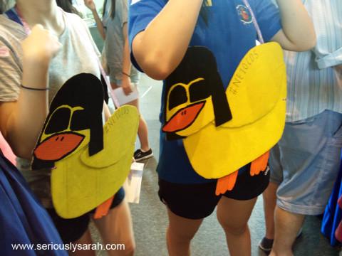 Duck Vaders