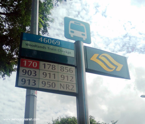 Bus numbers