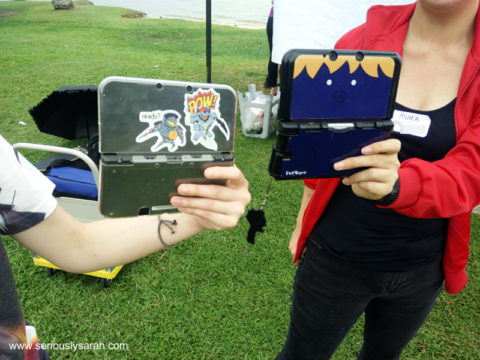 3ds playing