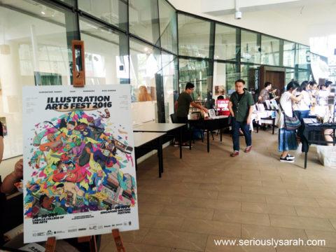 Illustration Arts Fest 2016