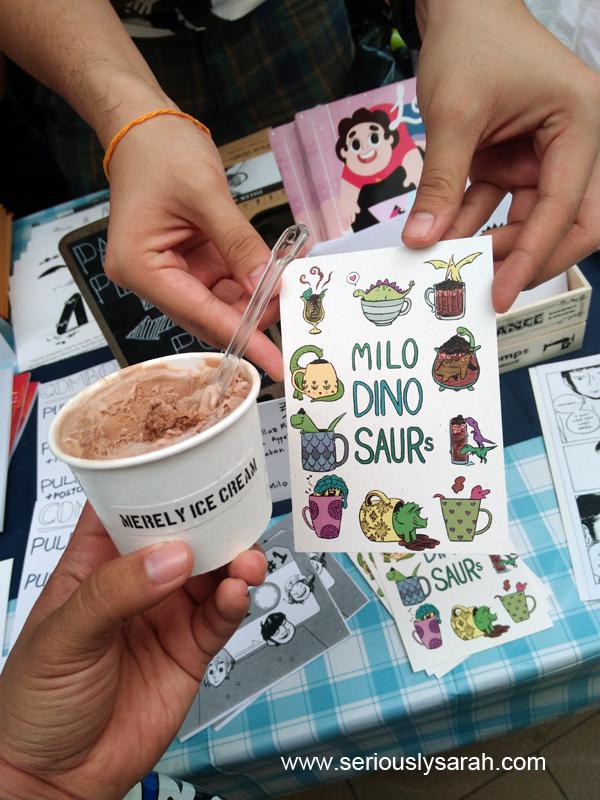 Milo Desserts Singapore 10