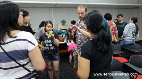 Nanowrimo in Singapore
