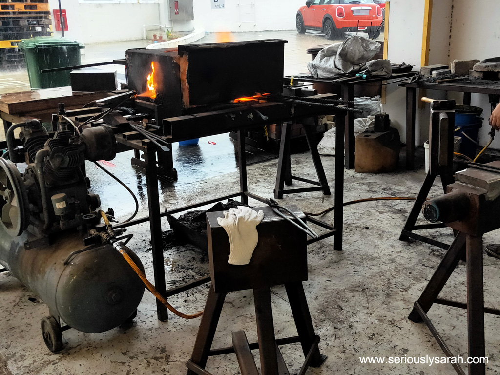 Forge at Tombalek