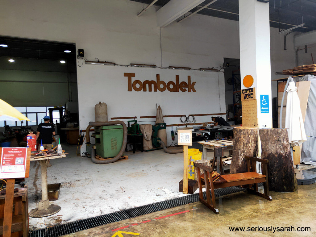 Tombalek Workshop
