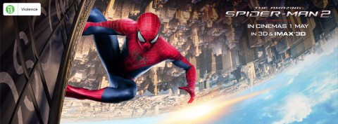 The Amazing Spider-Man 2!